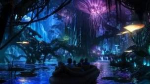 Fotos de 'Pandora', la tierra de 'Avatar', en Disney