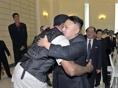 Dennis Rodman será el regalo de cumpleaños de Kim Jong Un