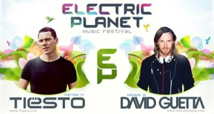 Electric Planet Music Festival: Festival de música electrónica para promover la ecología