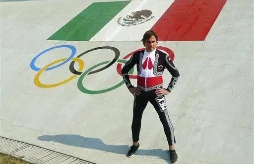 El mexicano Hubertus von Hohenlohe polémico en Sochi 2014 - Fotos