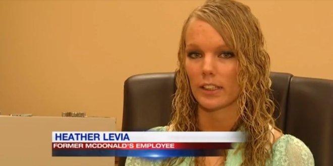 Insólito: La despiden de McDonald's por este noble gesto