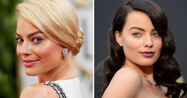 Mira el cambio de look de Margot Robbie, la ex de DiCaprio