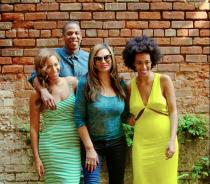 Beyoncé y su hermana Solange se 'amigan' tras el escándalo con Jay Z-1