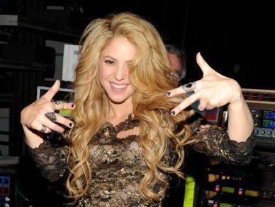 El beso apasionado de Shakira a Gerard Piqué-7