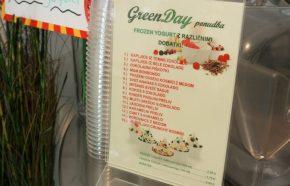 Ledeni jogurt Green Day