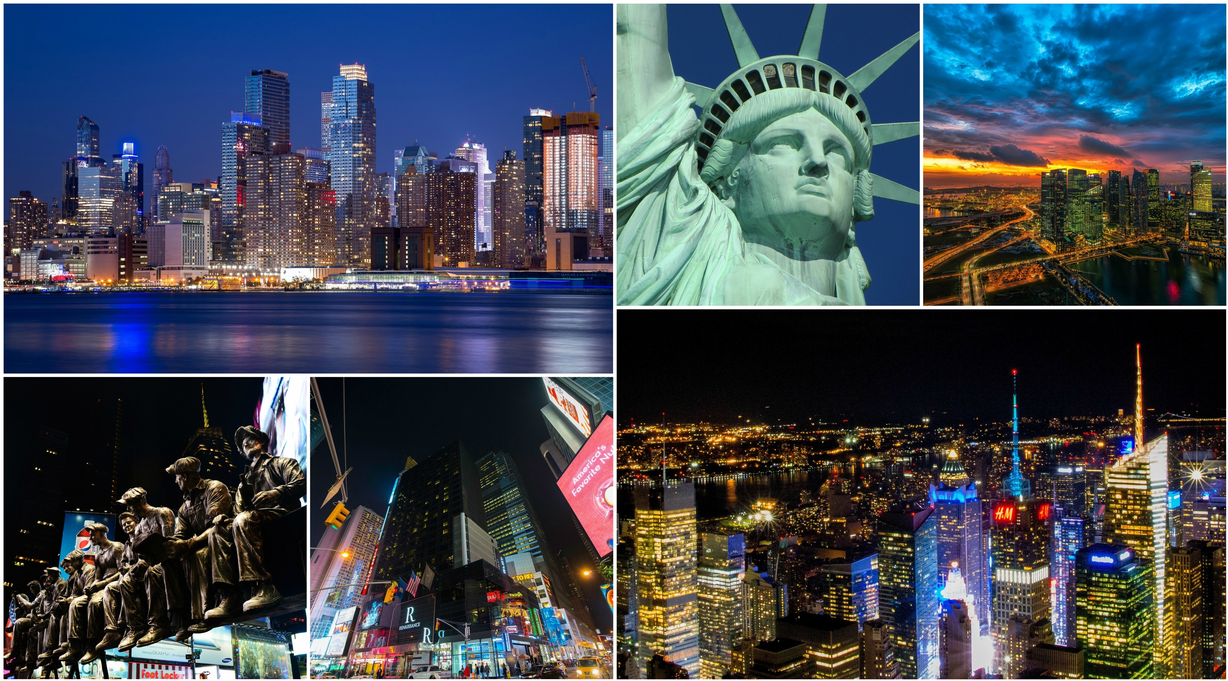 Holiday In New York Vacation Package