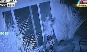 Video: Así fue el robo en la casa de Sergio Massa