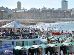 Verano 2014: Alquileres 30% más caros en la Costa Atlántica