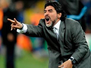¿Maradona DT de All Boys?