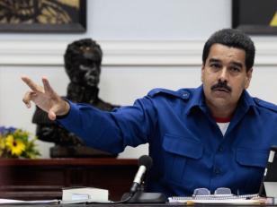 Superpoderes para Maduro
