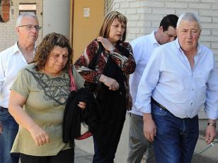 """""""Quería que se fueran presos de acá"""", dijo madre de Rosana Galliano"""