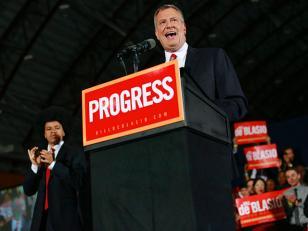 Nueva York será gobernada por el republicano Chris Christie
