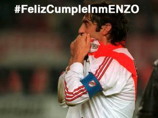 Enzo Francescoli cumple 52 años