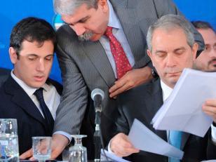 Julio Alak y Julián Alvarez exponen ante la Bicameral para la reforma del Código Civil