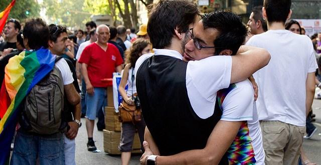 Salud participa de la Marcha del Orgullo gay