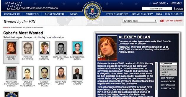 Este es el 'hacker' más buscado por el FBI