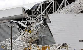 """FIFA expresa """"gran tristeza"""" por accidente de San Pablo"""