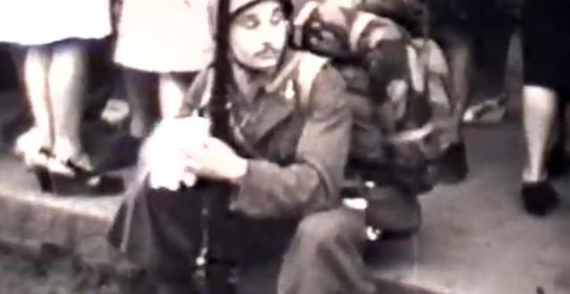 Excombatiente italiano de 93 años se reconoce en video de la Segunda Guerra Mundial en Youtube
