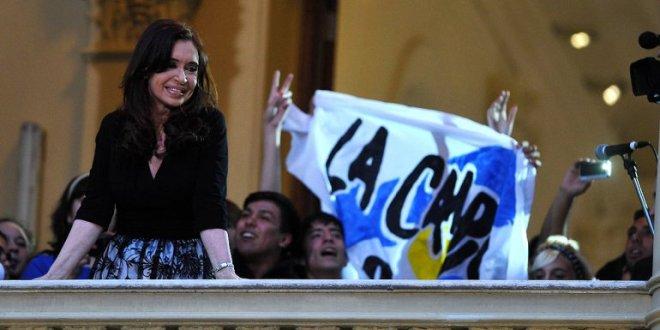 """Cristina: """"Argentina salió del infierno y está sólida económicamente"""""""