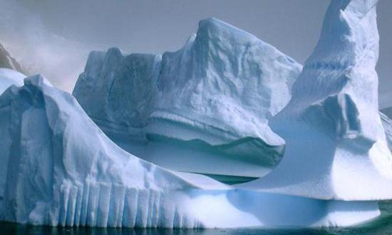 El núcleo de hielo mas antiguo del mundo