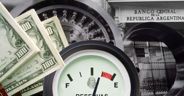 El BCRA ya perdió 10 mil millones de dólares en reservas