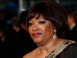 La hija de Mandela supo la noticia de su muerte mientras miraba una película sobre su vida