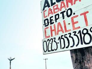 Denuncian 25 estafas semanales con los alquileres en la costa atlántica