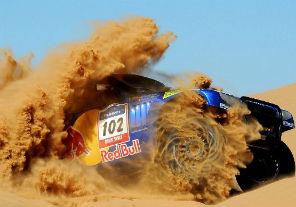 La AFIP dictó una norma sobre el Rally Dakar
