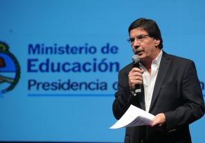Sileoni informará los resultados de la prueba PISA 2012