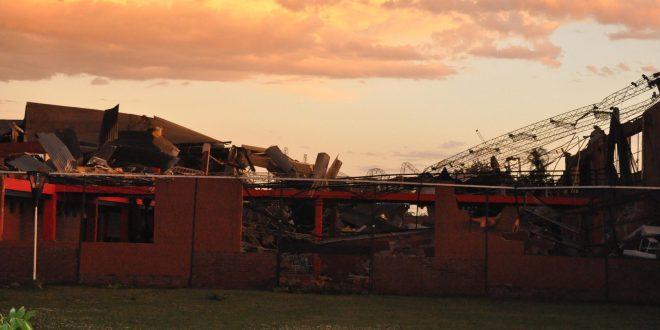 Asistencia a municipios damnificados tras el temporal