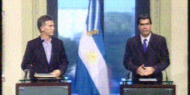 """""""Es decisión política de Cristina convocar a todos"""" los gobernadores y a Macri """"para la construcción de agenda bilateral"""", afirmó Capitanich"""