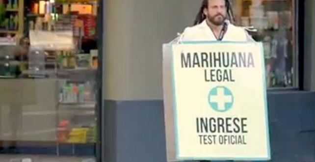 Marihuana Legal en Uruguay - (Cámara Oculta)