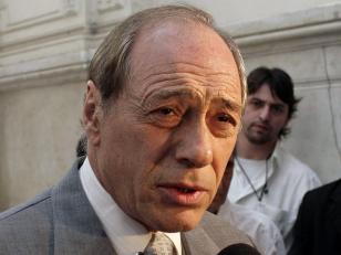 Eugenio Zaffaroni deja la Corte Suprema