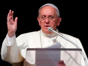 """Francisco: """"Es un horror pensar en niños víctimas del aborto"""""""