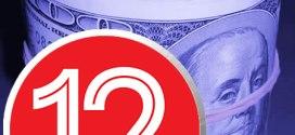 """Nuevo record del dólar """"ilegal"""": Ya tocó los 12 pesos"""