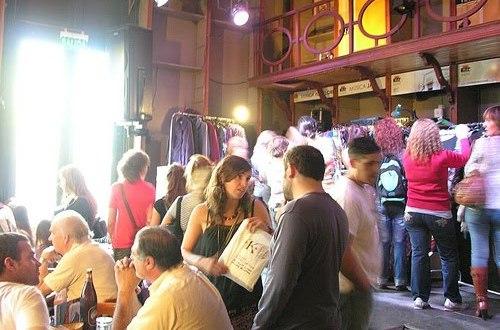 La Cámara de Comercio contra las ferias de diseño en bares
