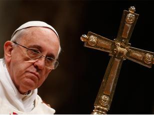 El papa Francisco pidió no usar a Dios ni al pueblo para defenderse de situaciones de crisis