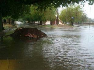 3400 los evacuados por inundaciones en San Juan