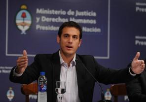 Julián Álvarez representará al Ejecutivo en la Magistratura