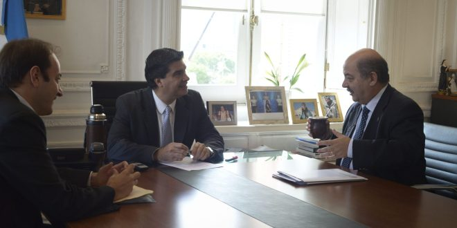 La UNLP propuso realizar un estudio sobre las cadenas productivas nacionales