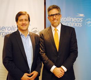 Nuevo acuerdo de códigos compartidos Aerolíneas Argentina y Gol