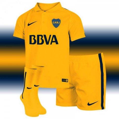 La nueva camiseta de Boca para 2015