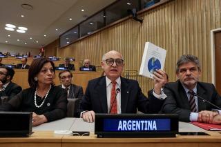 """Malvinas: Reino Unido """"no hace más que agravar irresponsablemente"""" el intento de resolver la controversia"""