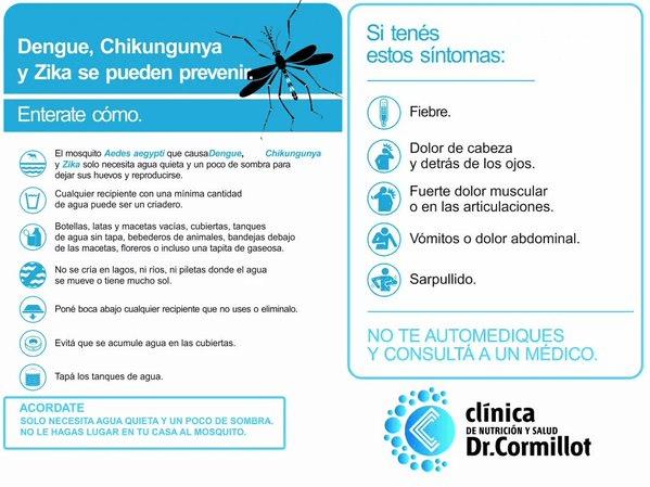 ¿Qué es el dengue? Sintomas mas comunes