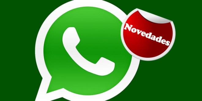 WhatsApp sigue presentando novedades enterate las de esta semana aquí