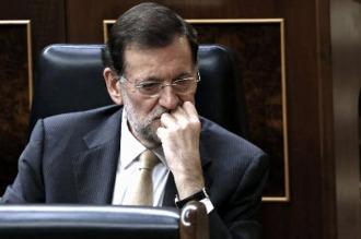 Rajoy admitió que volver a formar gobierno es más un deseo que un hecho