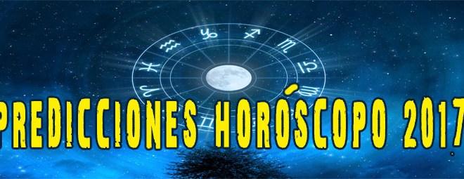 Horoscopo 2017 según tu signo del zodíaco. Enterate como te irá este año