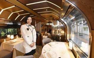 Mira como es el el tren más lujoso del mundo