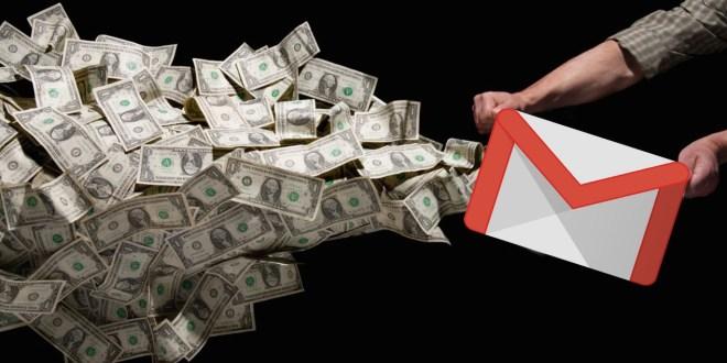 Como enviar dinero a través de Gmail ?