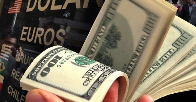Bancos ponen un límite de venta de dólares